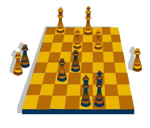 zajęcia szachowe logo