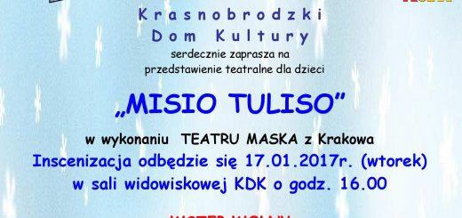 Misio Tulisio Plakat