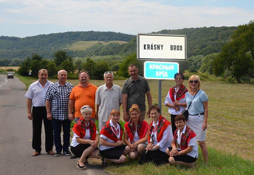Wizyta na Słowacji