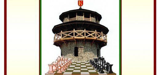 Plakat Krasnobrodzka Wieża 2019
